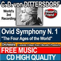 C.D. von DITTERSDORF - Ovid Symphony N. 1