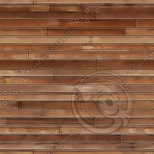 Cartoon wood floor