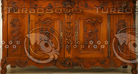 Carved Cabinet Texture