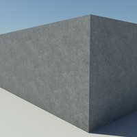 Concrete_1_Grey - Concrete - 3DS MAX 2010 - Mental Ray Material