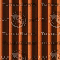 Corrugated Weathered Steel