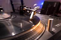 DJ Console Venyl Record Player