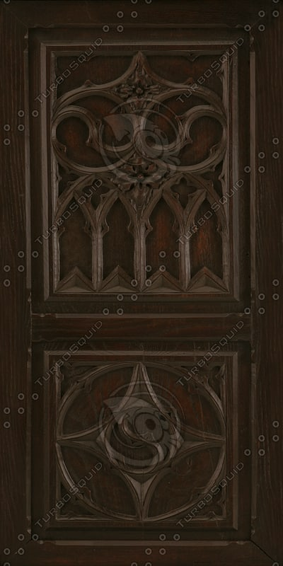 Texture Other Gothic Panel Tiles
