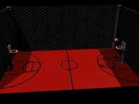 quadra de basket