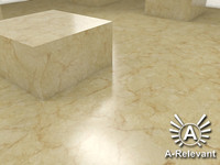 Marble_4_Beige_Smooth_1 - Procedural Marble Material - 3ds Max 2010 Mental Ray