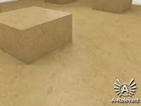 Marble_5_Beige_Mat - Procedural Marble Material - 3ds Max 2010 Mental Ray