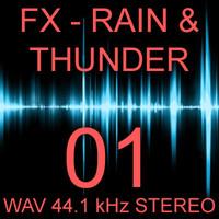 S001 - Rain & Thunder Lluvia y Truenos