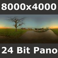 L0729 8000 pixel 24 bit TIFF Panorama