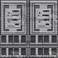 Shiny computer panel 4