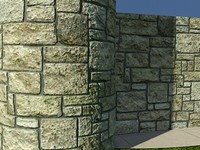 Stone_AR_3 - HIGH QUALITY stone material - Mental Ray shader