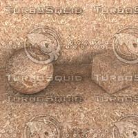 Tileable Wood chip Texture