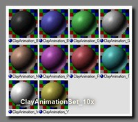 ClayAnimationSet_10x