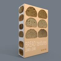 Bread textures