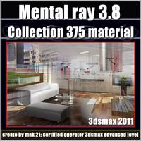 Mental ray 3.8 Pack V1 3dsmax 2011