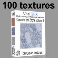 Concrete & stone Vol 3