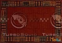 Rectangular carpet 006