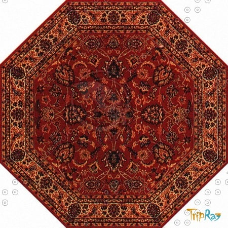 Octagonal carpet 088