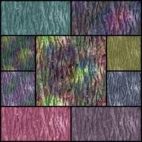 Sparkling Fantasy Bark Textures