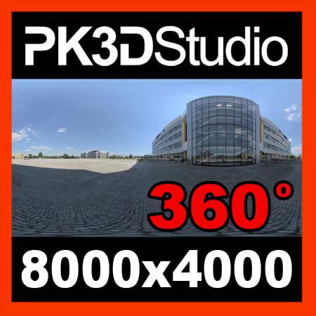 PK3D Studio HDRI map 0007