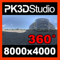 PK3D Studio HDRI map 0007
