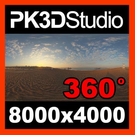 PK3D Studio HDRI map 0009