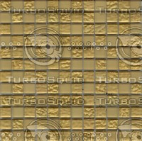 neo maxi gold mosaic