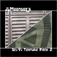 Sci-Fi Texture Pack 2