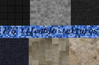 175 tileable textures