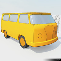 Vehicle-Minibus-00394se