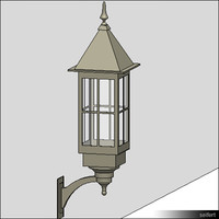 StreetLamp-wall-historic-00496se