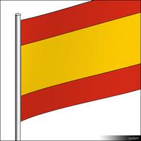 Flag-Spain-Pole-00563se