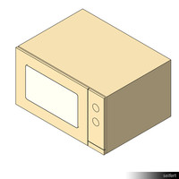 Microwave Oven 01030se