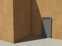 EIFS_3 - High Quality PROCEDURAL EIFS/Stucco material - 3ds max 2010 Mental Ray shader