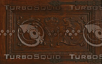 Gothic Wood Panel