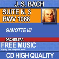 J.S. BACH - Suite N. 3 BWV 1068 - Gavotte I/II