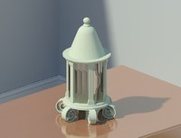 Lantern Antique