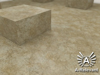 Marble_3_Beige - Procedural Marble Material - 3ds Max 2010 Mental Ray