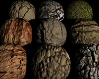 river bank textures