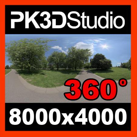 PK3D Studio HDRI map 0005