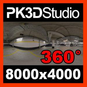 PK3D Studio HDRI map 0008