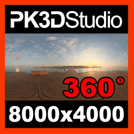 PK3D Studio HDRI map 0011