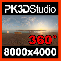 PK3D Studio HDRI map 0011