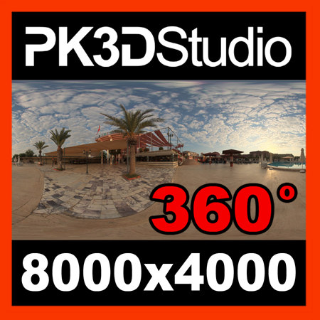 PK3D Studio HDRI map 0012