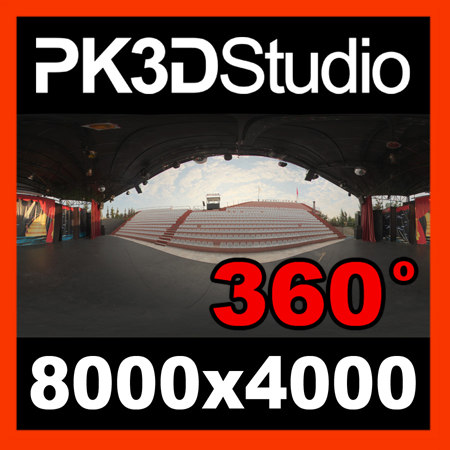PK3D Studio HDRI map 0013