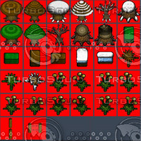 2D RPG Sprites