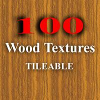 100 Tileable Wood Textures
