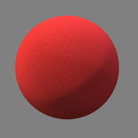 Maya Red Foam Rubber
