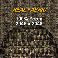Real Fabric 225a