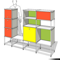 Furniture Modular 00185se