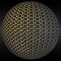 Chain Mail Texture